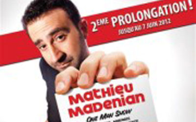 One man show de Mathieu Madénian