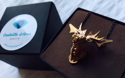 Concours : gagne ton collier motif animal